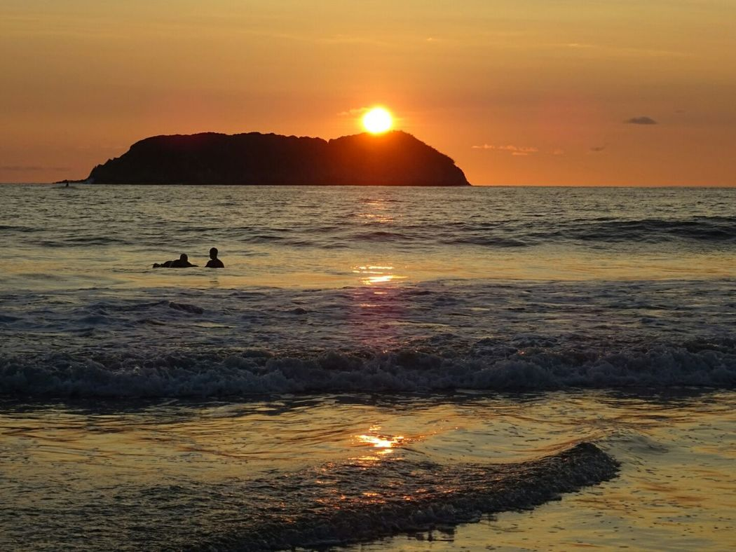 Playa Beach Mar Sea Ocean Atardecer Sunset Costa Rica Costarica Puravida Sunsetphoto Sunsetphotography Sunsetlovers Sunsetporn Sunsets Sky Sky Porn Sunsetlove Sunset_captures Beach Sunset Atardeceres Sea Sunset Sky And Sea