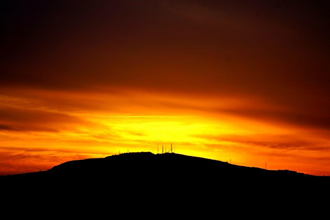 GREECE ♥♥ Sunset Sunset_collection Sunset #sun #clouds #skylovers #sky #nature #beautifulinnature #naturalbeauty #photography #landscape No People Athens, Greece Αθηνα Ελλάδα γκάζι Gazi Sunset And Clouds  Sunset Silhouettes Sunset_madness Athens