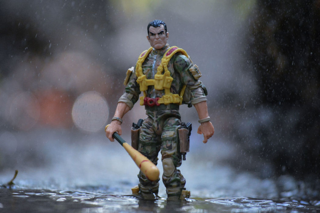 Punisher The Punisher Marvel Frank Castle Young Adult Rain Wet Outdoors Water Rule Of Thirds HasbroToyPic Nature Close-up ToypHotographyMéxico Anarchyalliance Epictoyart Toptoyphotos Toygroup_alliance Arts Culture And Entertainment Actionfigurephotography No People Toyphotography Creativity Marauder Task Force Marauder Gun Runners