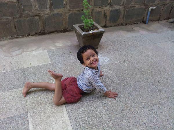 Enjoying Life child Childhood Happiness Goodmorning World