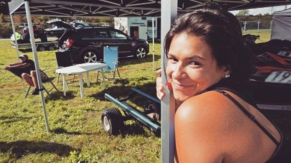 Car Travel Person Day Summer Outdoors Grass Latina Sonnenschein  Sun Smile Rendsburg Jetskirace Jetsky Jetrace