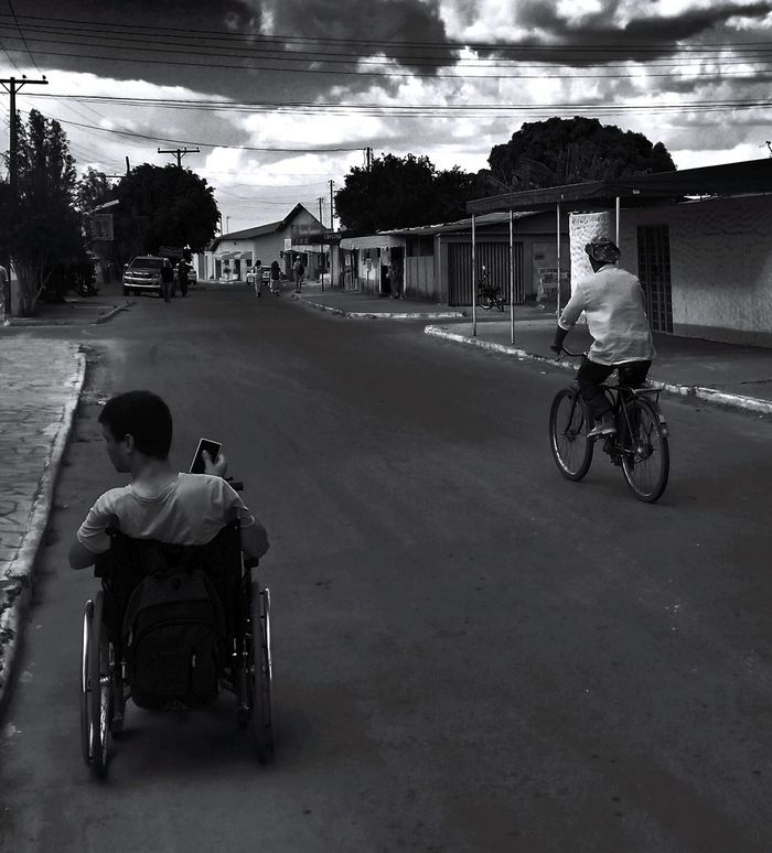 The Human Condition Cidade Da Fé Abadiania Brazil