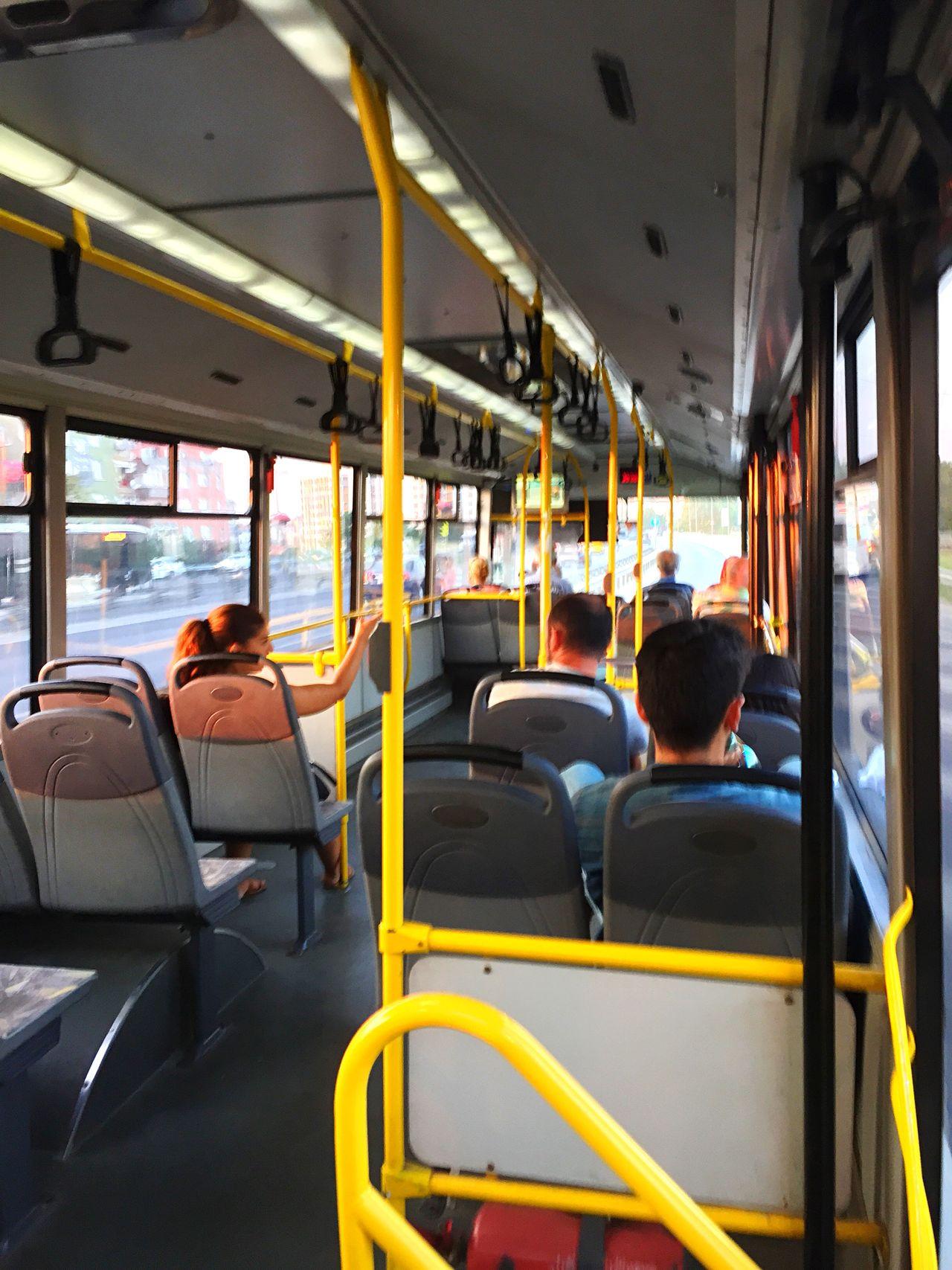 In the bus. Istanbul. Turkey Istanbul Istanbuldayasam Istanbul Turkey Istanbul City Türkiye Otobus Iett City Sehir