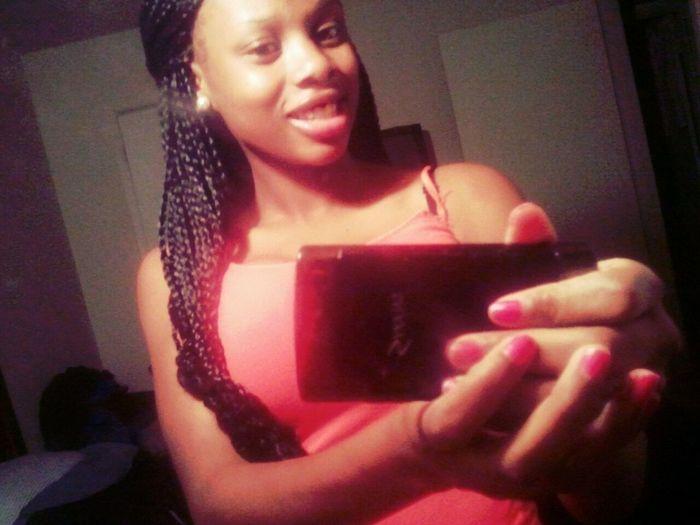 When I Had My Braids !
