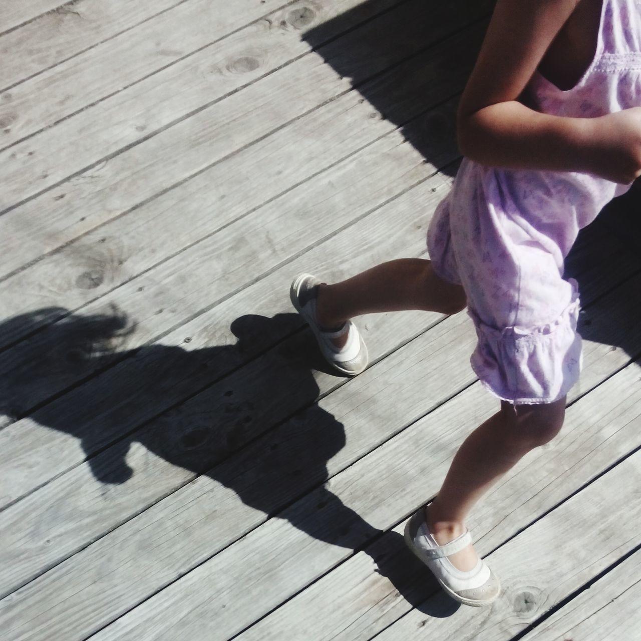 Beautiful stock photos of running, Boardwalk, Day, Girls, Human Foot