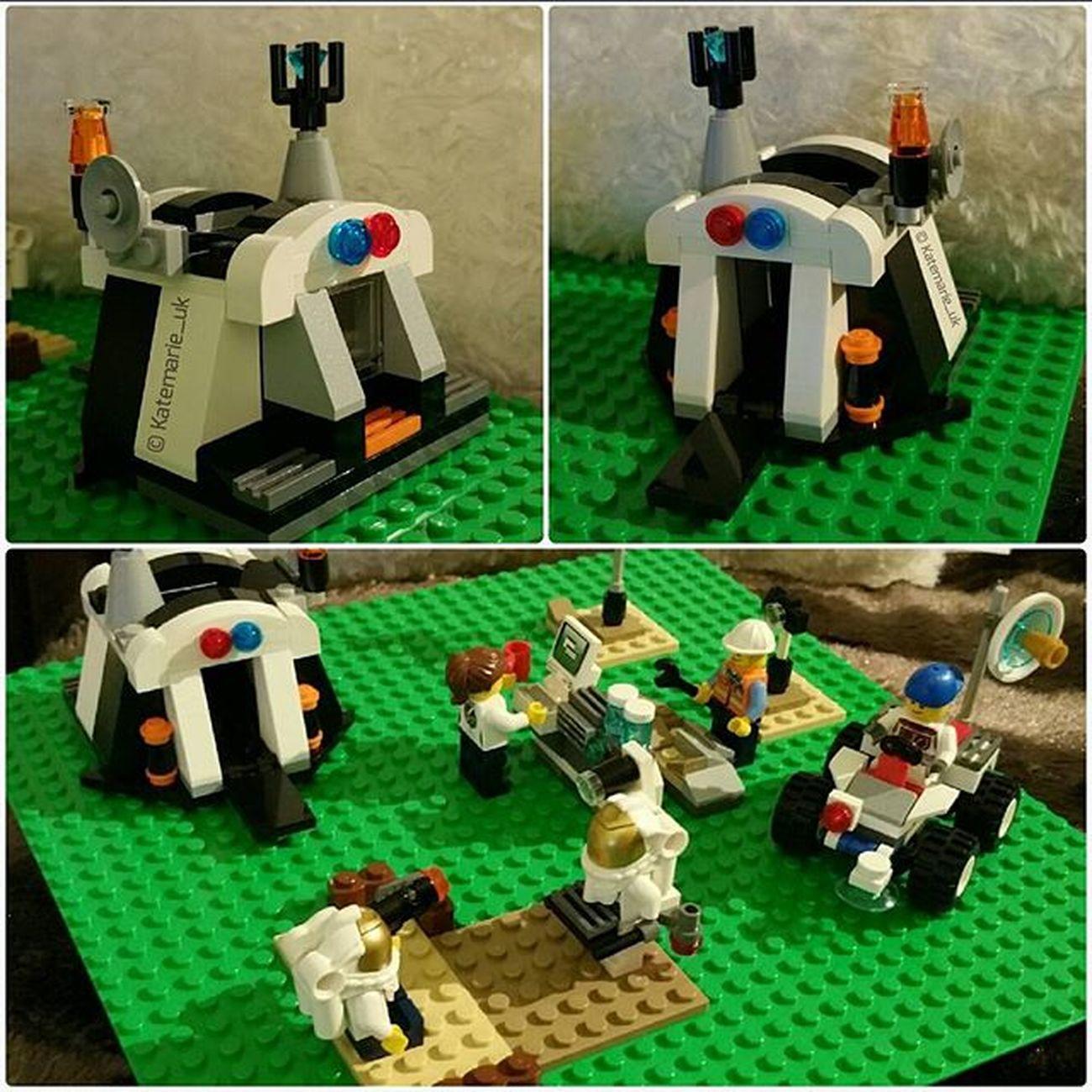 Top two pics are Moc LEGO Legomoc Afol Legolove LegoLover Legospaceman Legospace Legospacehut Legocity Legofan Myowncreation  Legogirl I do need a better colour baseplate though!