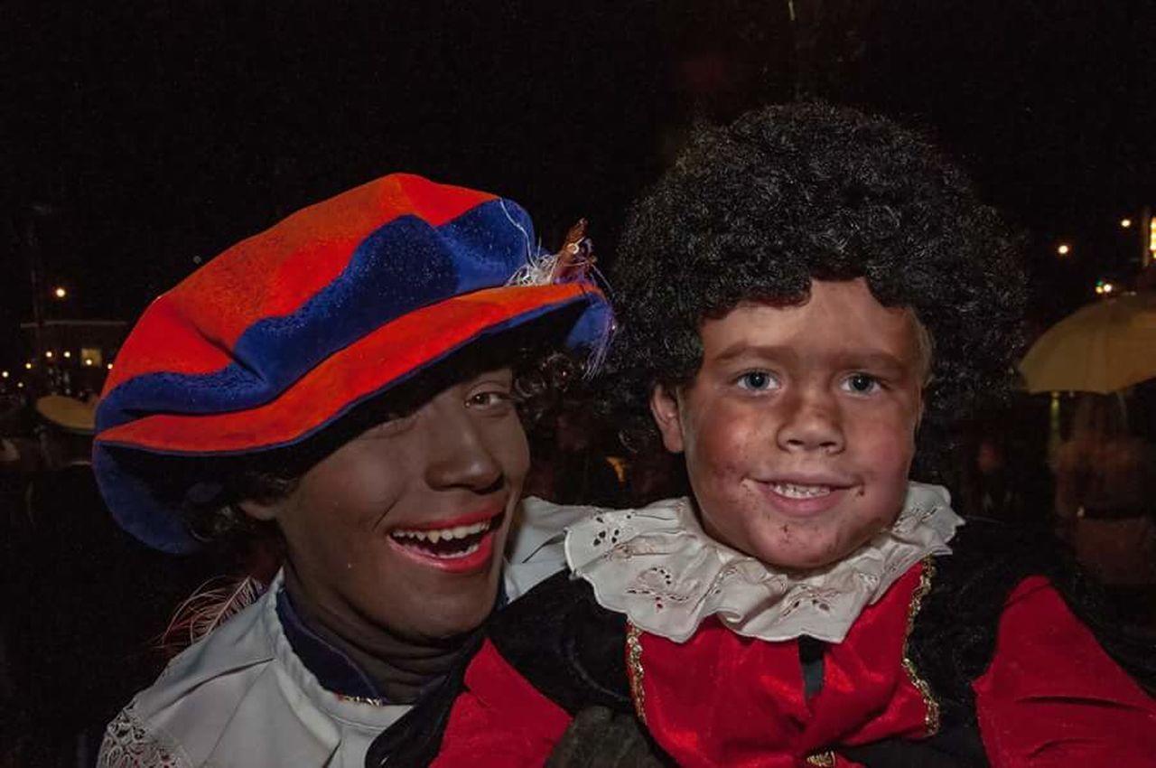 Black Pete Zwarte Piet Sinterklaas Saint Nicholas Saint Nicholas Day
