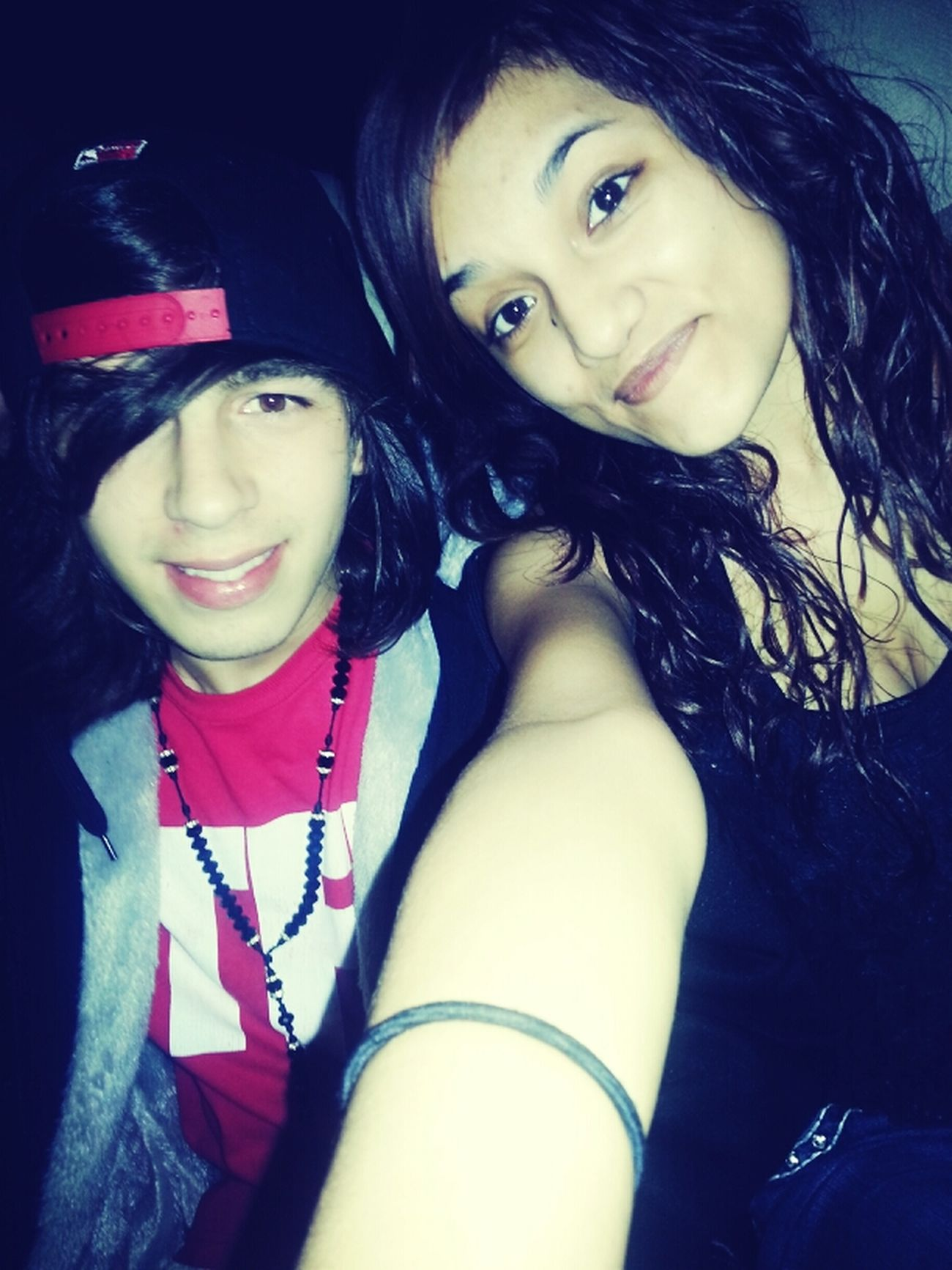 Me && Mason .