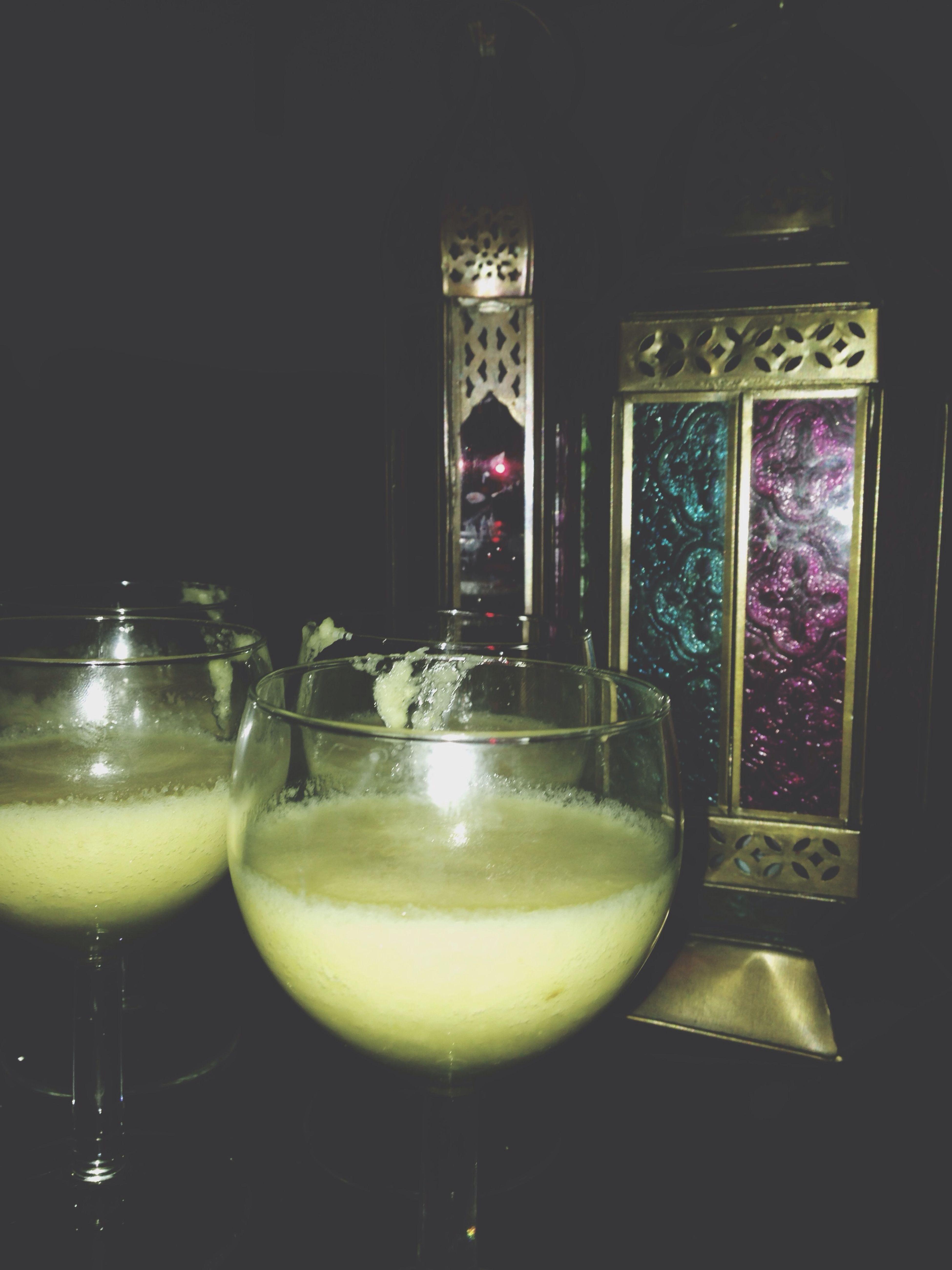 Vodka Pineapple Drink Krok