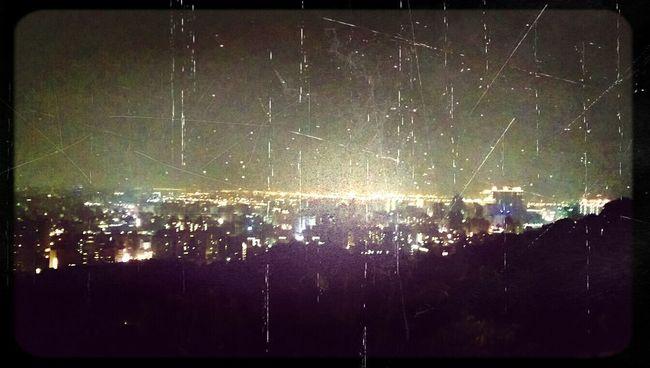 夜景真的好療癒,好想大叫噢。??? A Frame Within A Frame Nightview Holiday Taoyuan