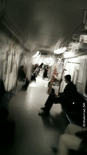 Metro People Shahrrad_NA Photography Art Photography