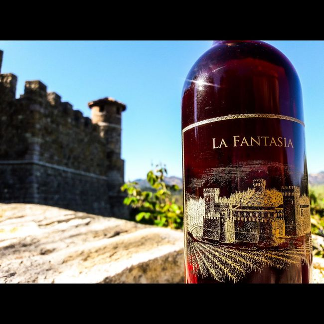 My day trip to wine country Nappavalley Castellodiamorosa Winecountry Lafantasia