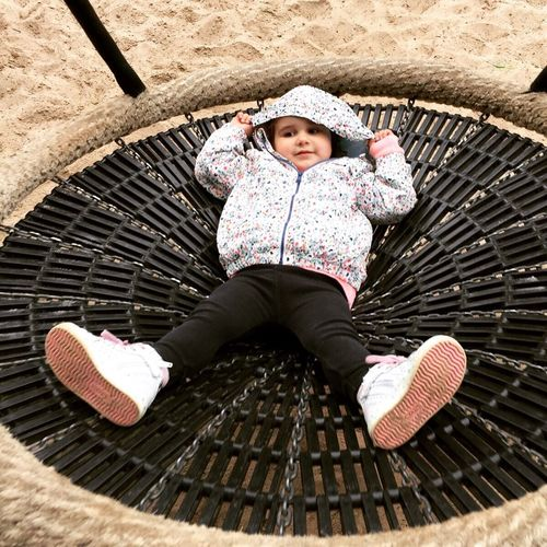Pippa Childhood Child Outdoors Smiling Innocent Face Playground First Eyeem Photo