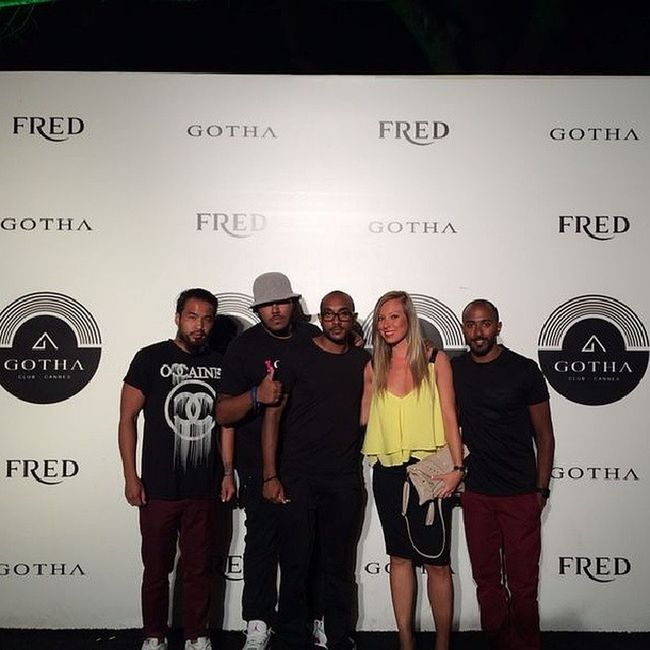 French Montana gotha club cannes Gotha Gothaclub Concert Frenchmontana cannes mer vacances strasbourg france sneakers nike style oodt fresh amazing picoftheday picture