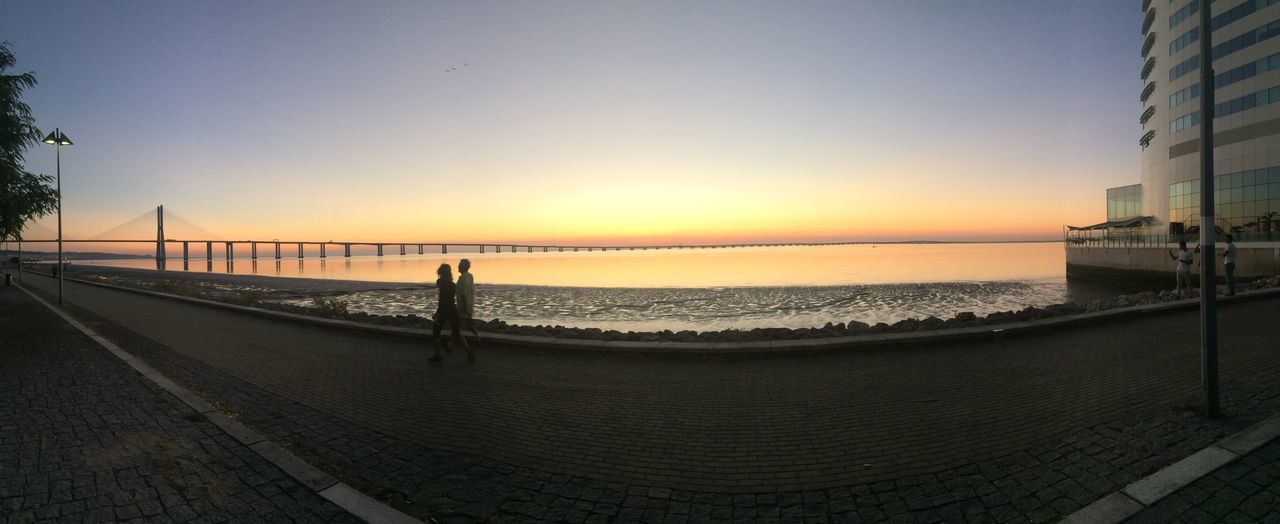 Lisbonlovers Lisbon Life Rising Sun Parquedasnacoes Panoramic Photography