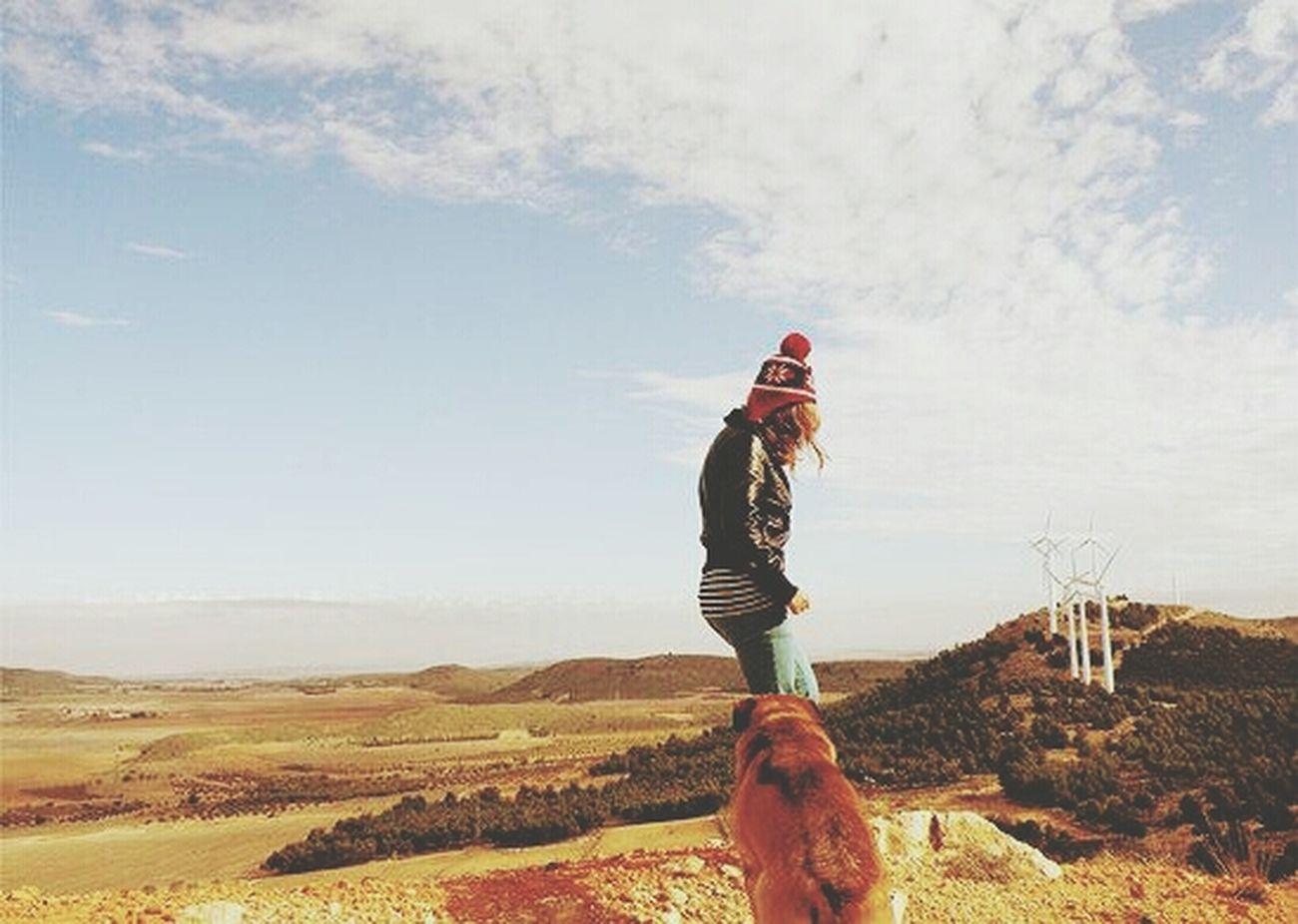 SPAIN Mountains JustMe La Mancha