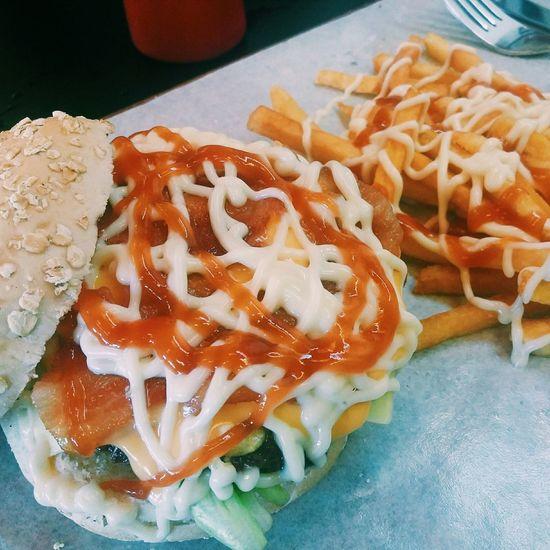 Bugercheese Yummyinmytummy Heaven♥ 🍔🍟🍟🍔