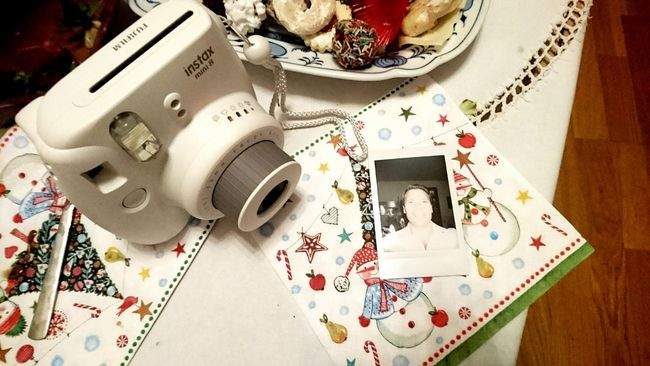 Look my wish is fulfiledNew Years Resolutions 2016 Lomography Analogcamera Instaxmini8 Chrismas Gifts♥