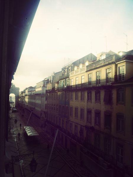 Lisboa. Vistas desde el hotel. Lisboa Lisbon Travel Taking Photos