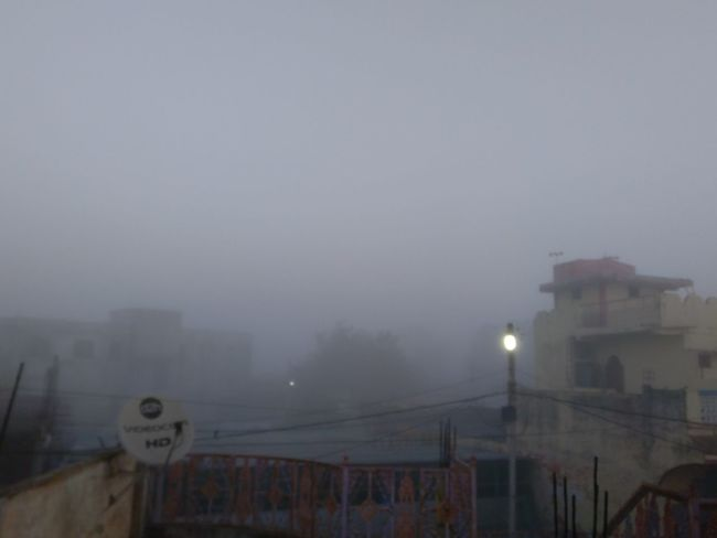 My Winter And Fog Cool Collection.. Taking Photos Relaxing Village Life