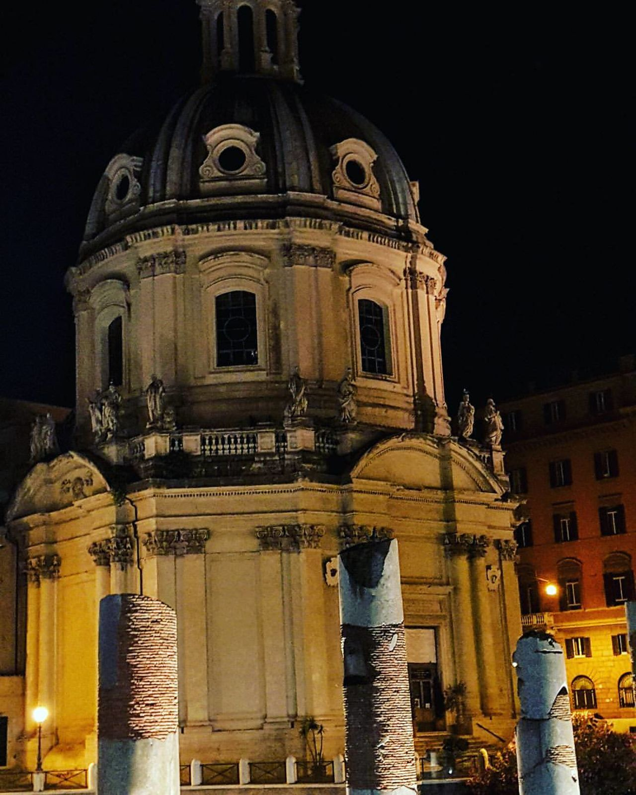 Architecture History Built Structure Travel Destinations Rome Italy