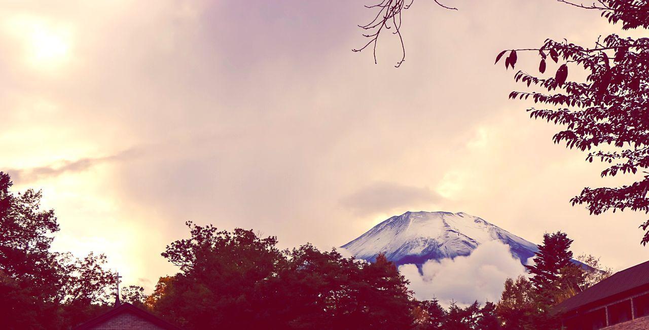 A Series Of Fuji Mountain's Picture -3 Mt.Fuji Autumn Fujimountain Autumn Colors Natrual Beauty  EyeEm Best Edits Fujiyama Autumn Leaves Beautiful Nature Eye Em Nature Lover