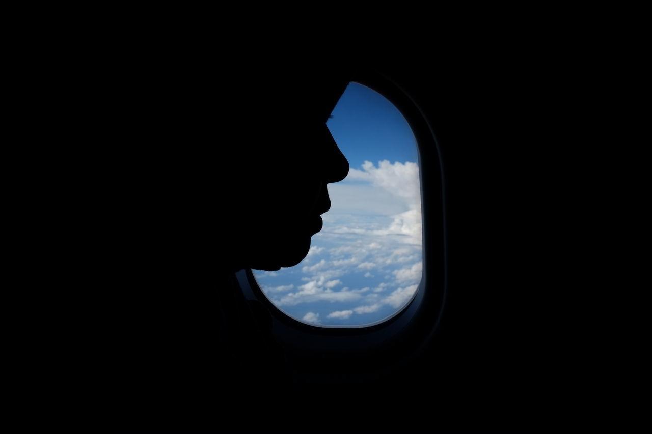 Sky Vacations Cloud - Sky Airplaneview Travel Airplane Dramatic Sky Window Fujifilm XE1 Fujinon 18-55mm