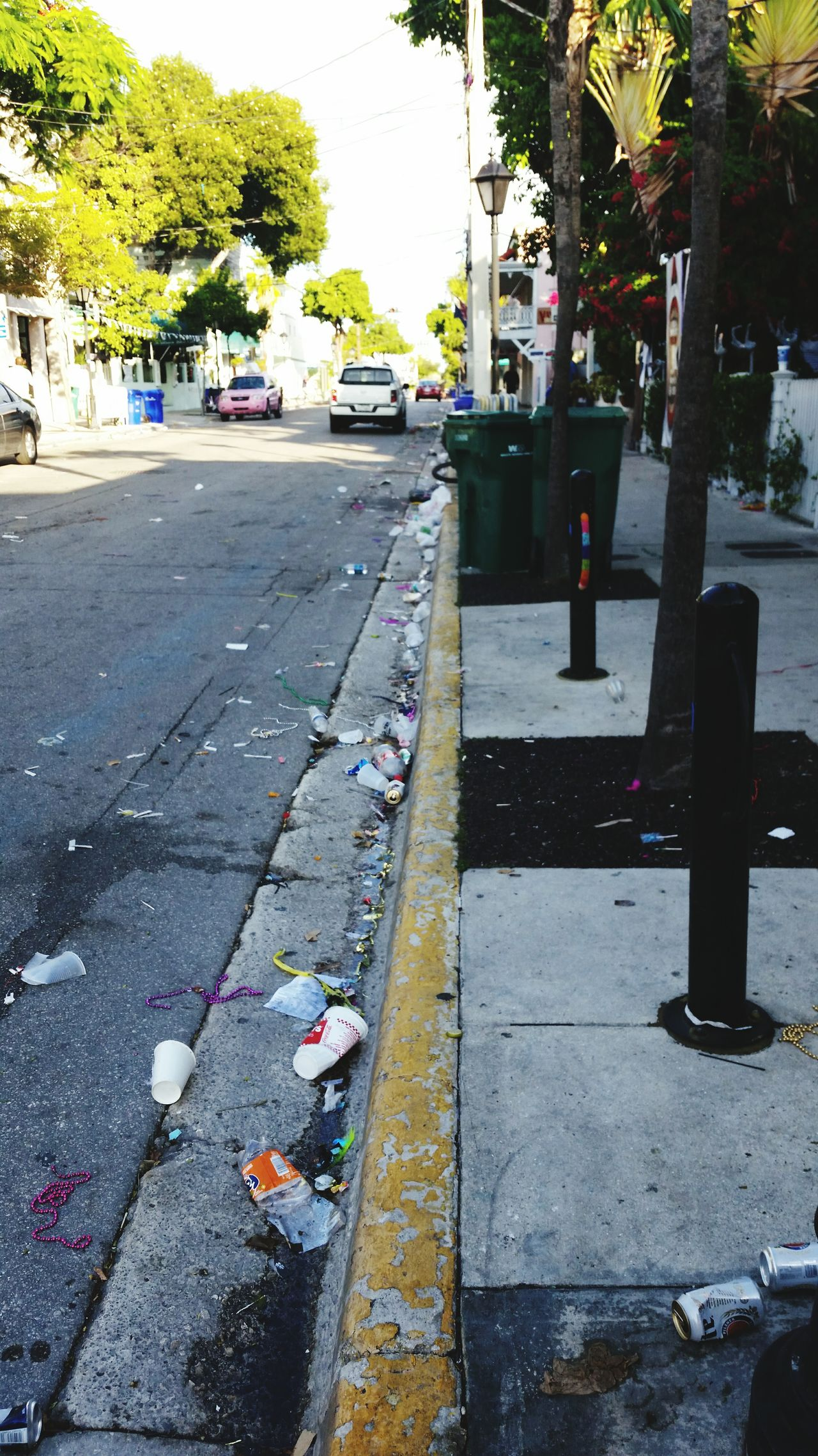 The Changing City Outdoors Key West At Night Key West After Party Trash Street Duval Street The Tourist