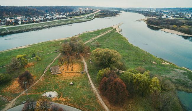 confluence Dronephotography Drone  DJI Phantom 3 Advanced Phantom 3 Autumn Dji Aerial Shot Europe Nemunas Neris River Landscape Urban Nature Birdseyeview Enjoying Life