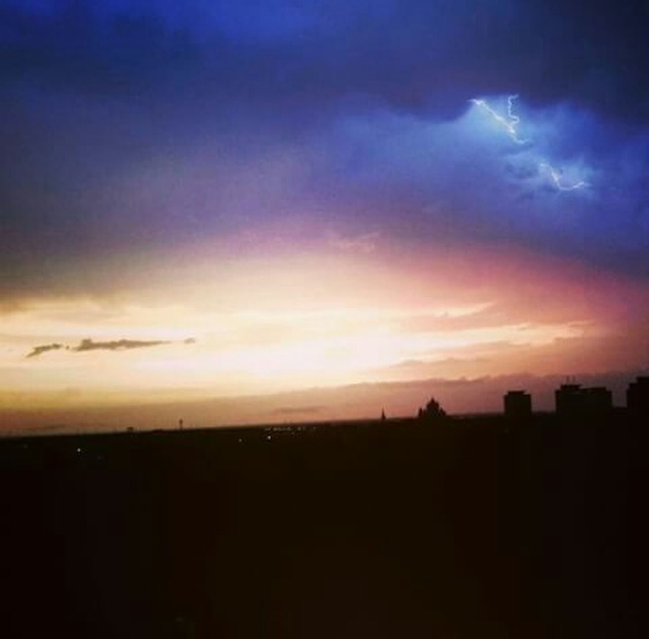 The City Light Timisoara Romania Beforetherain Inlove♥