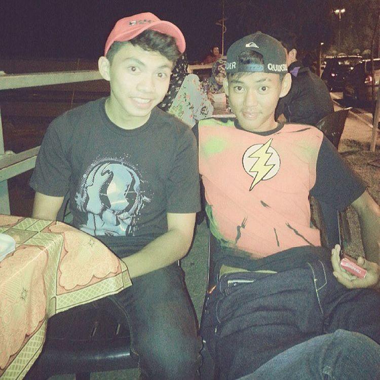 Lepak Eyeon With Kemal sahabat
