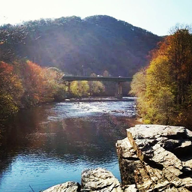 Breathtaking Therock Schuylkill Dam all_my_own igers_of_wv ipulledoverforthis nature icu_usa Pennsylvania