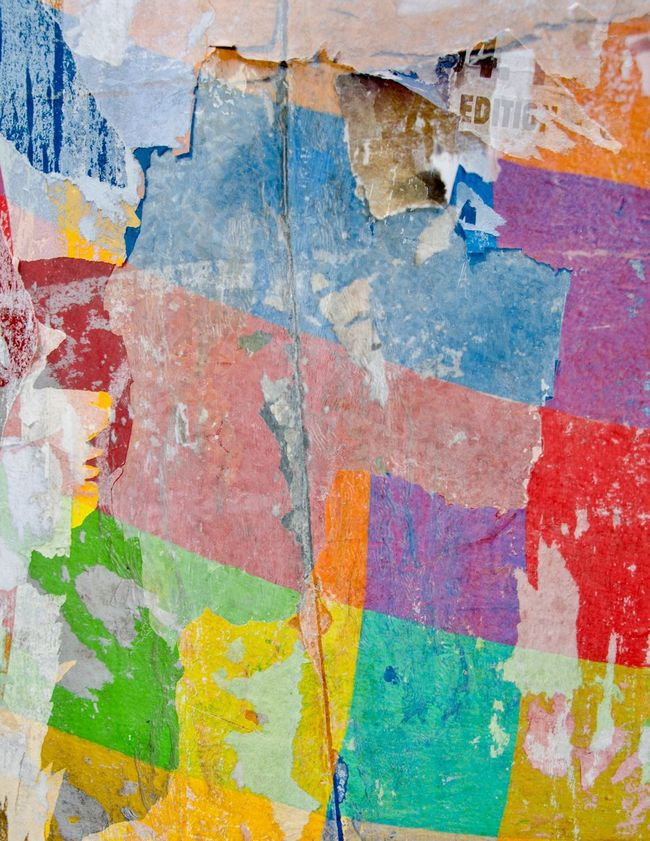 Muster Mix Backgrounds Wall - Building Feature Multi Colored Weathered Textures And Surfaces Typo Around The World Double & Double Pattern, Texture, Shape And Form Deterioration EyeEm Best Shots Full Frame Close-up Abstract Fine Art Double Exposure Colors And Patterns