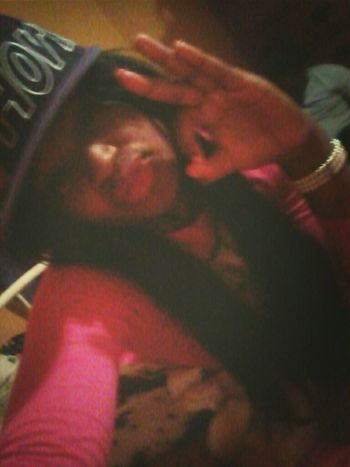 """, I bes thugging it bbt"""" his hat doee"""