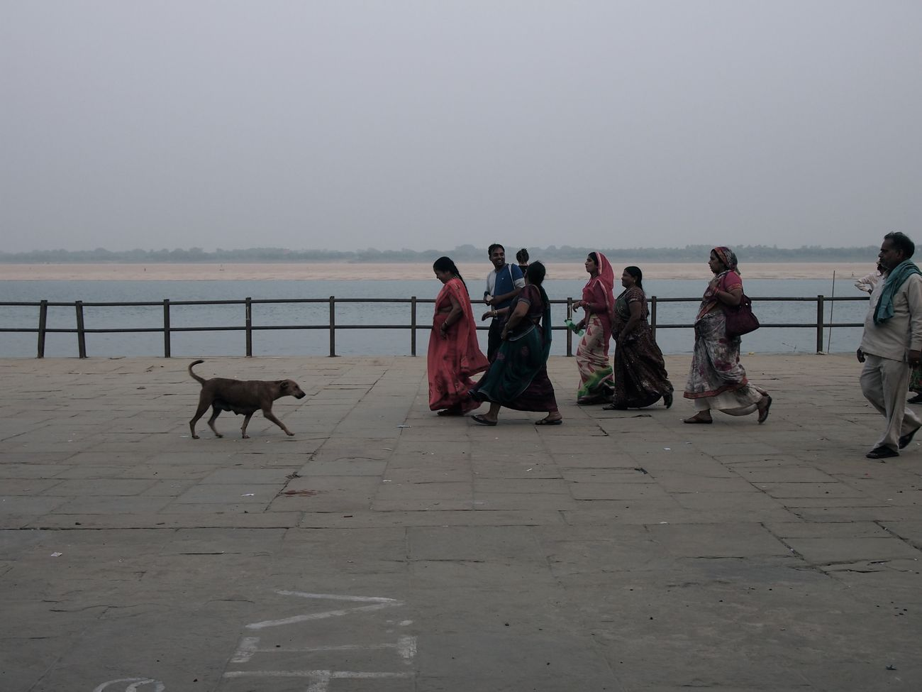 I against I Varanasi, India Ganges, Indian Lifestyle And Culture, Bathing In The Ganges,