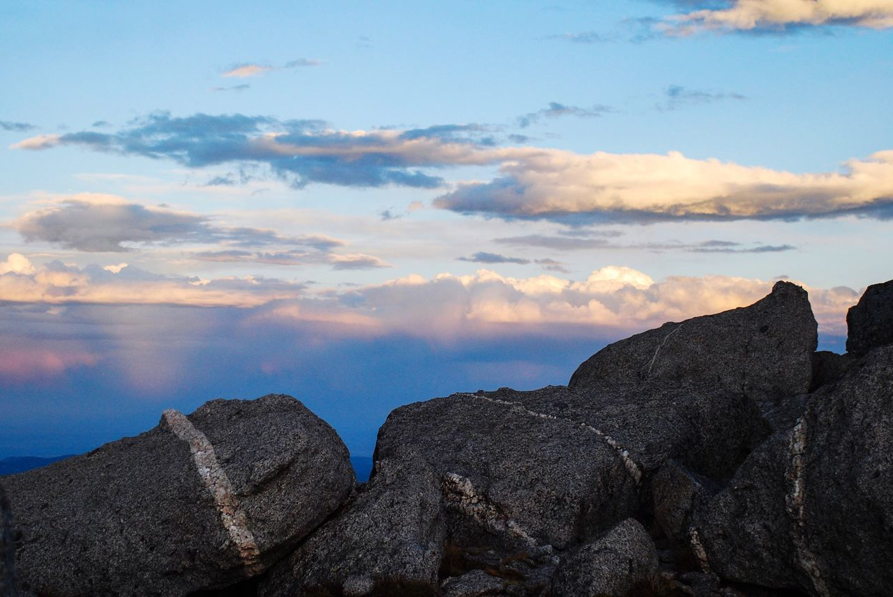 Can you take me higher... Sky Beauty In Nature Rock - Object Nature Scenics Cloud - Sky EyeEm Nature Lover Mountain Colorado Outdoors No People Mount Evans