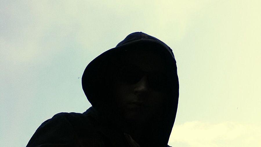 Капюшон, чёрный образ First Eyeem Photo