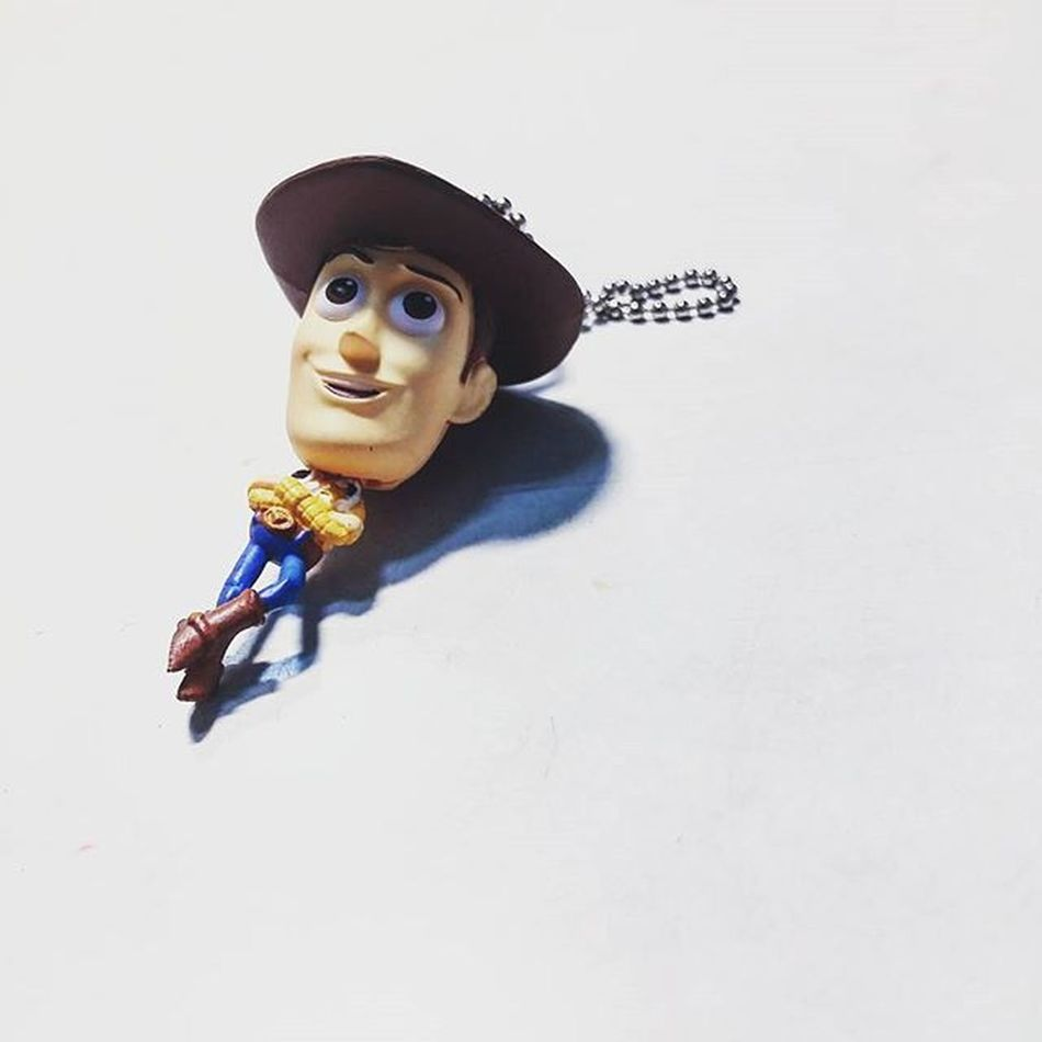 How's today? Toystory Pixar  Woody 胡迪警長 胡迪 玩具總動員