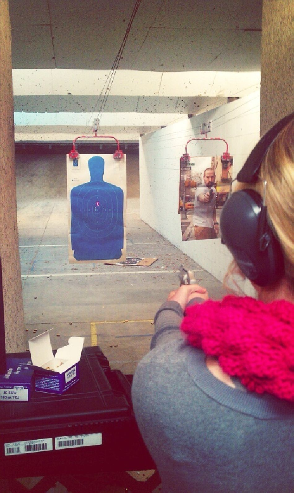 Pullin The Trigger