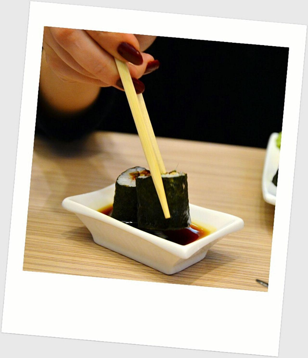 ресторан  кафе Суши Роллы Еда макро
