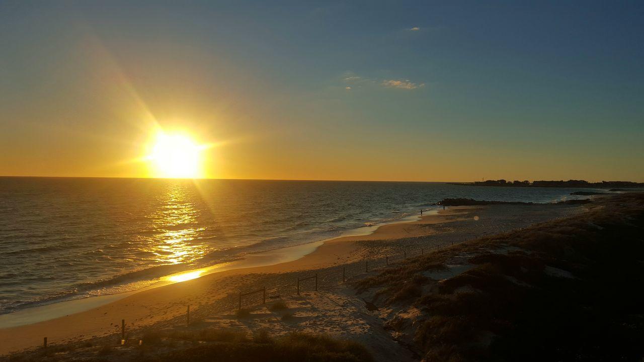 Sorrentobeach Perth Westaustralia Beachphotography Sunset Anotherdayinwa
