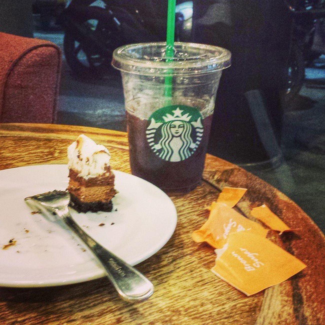 Kape tayo Starbucks Laspinas