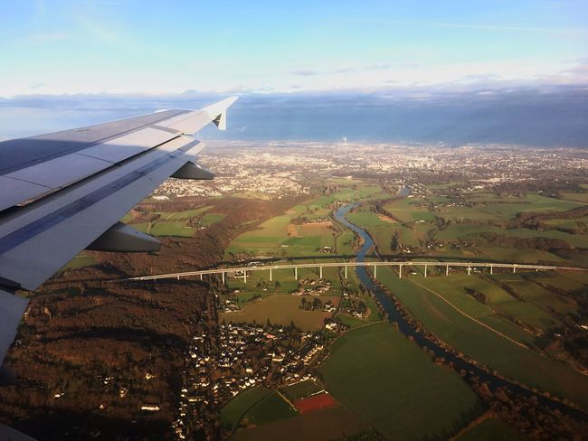 Plane Flight Wing DUS Airport Germany Enjoying Life Hello World How Do We Build The World? The Great Outdoors - 2016 EyeEm Awards Need For Speed