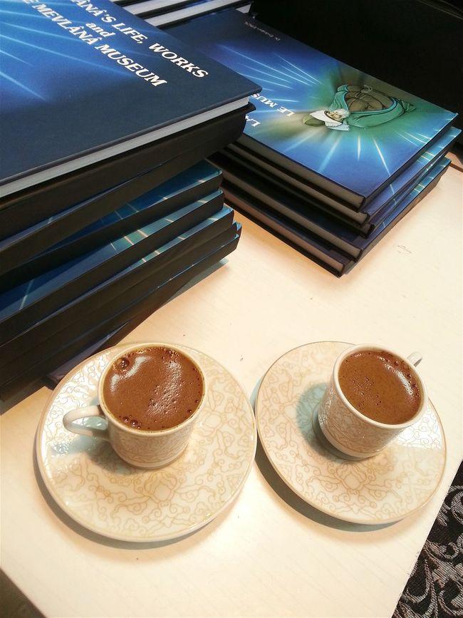 Coffee Enjoying Life Relaxing Turkish Coffee Rumi Mevlana Mosque Mevlana Mevlana Türbesi Konya Tevekkul