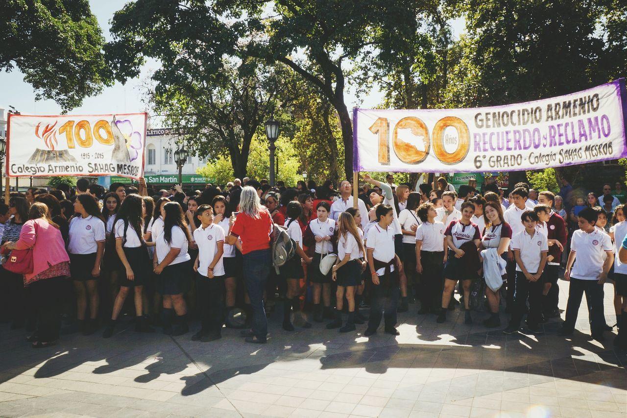 Argentina: Córdoba commemorates the 100th Anniversary of Armenian Genocide