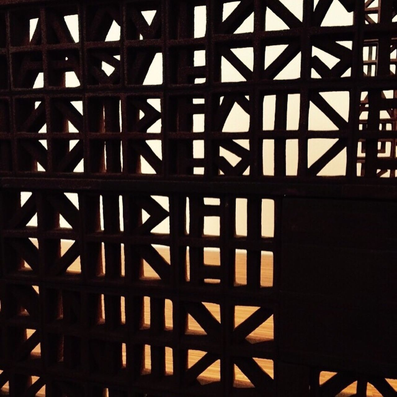 pattern, no people, wood - material, indoors, day, architecture, close-up