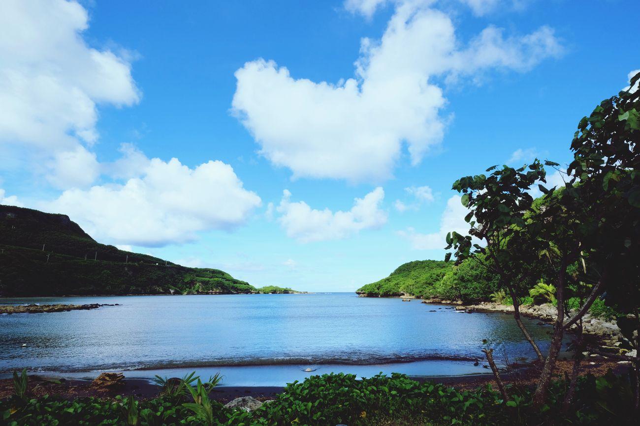 Traveling In Guam FUJIFILM X-T1