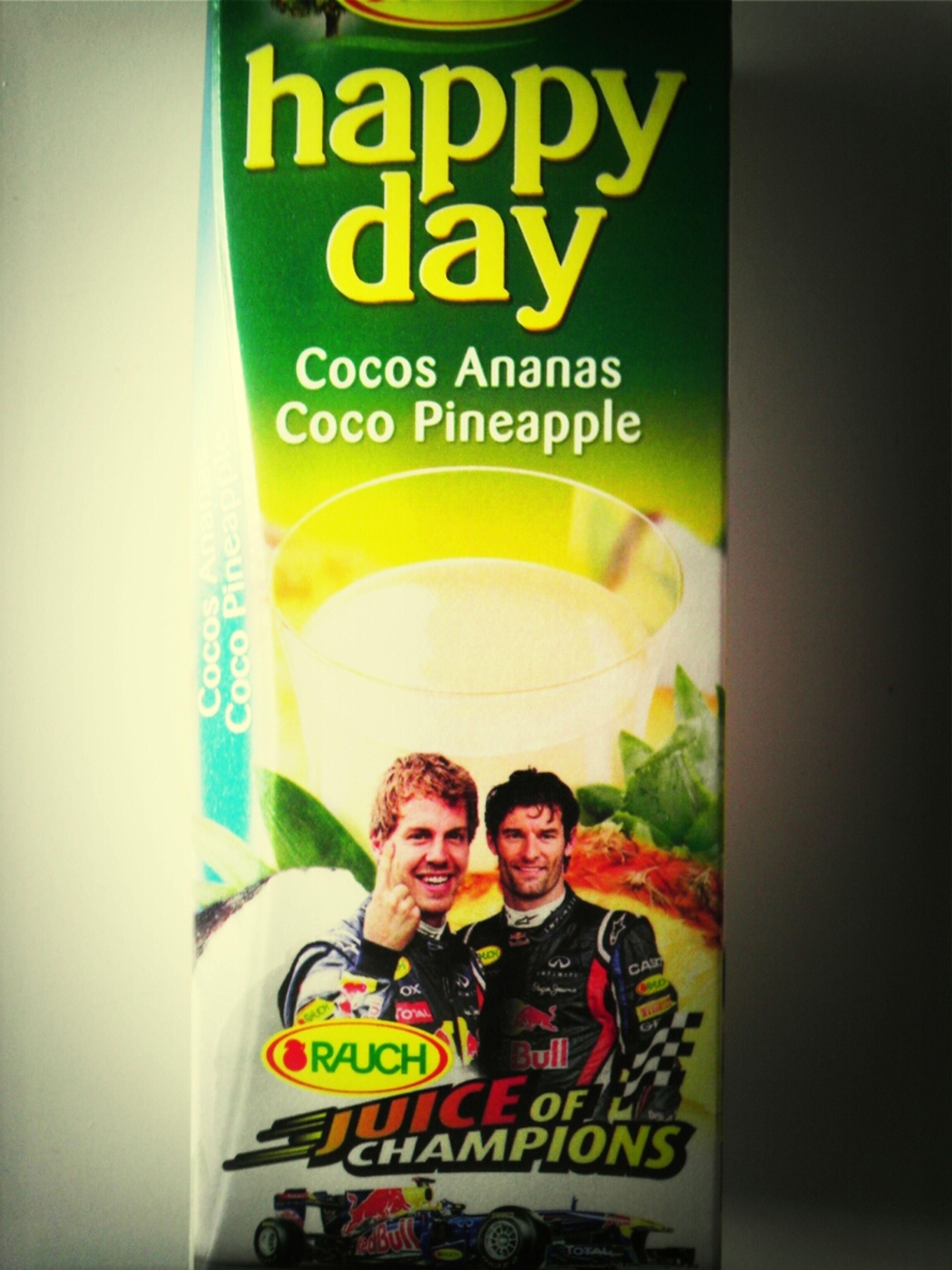 Happy Day:D German Groceries Juice Of Champions