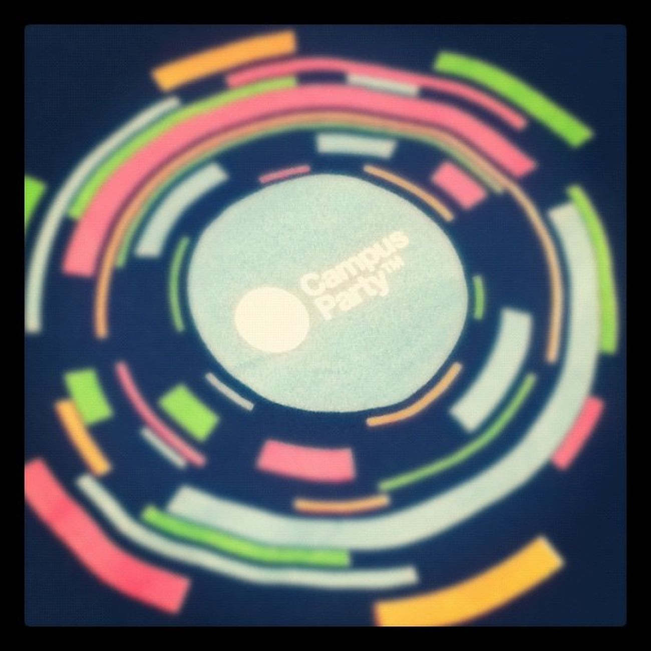 Campusparty ... Saudades da NerdLand!!! Ano que vem, com ctz irei novamente!!! Cpbr5