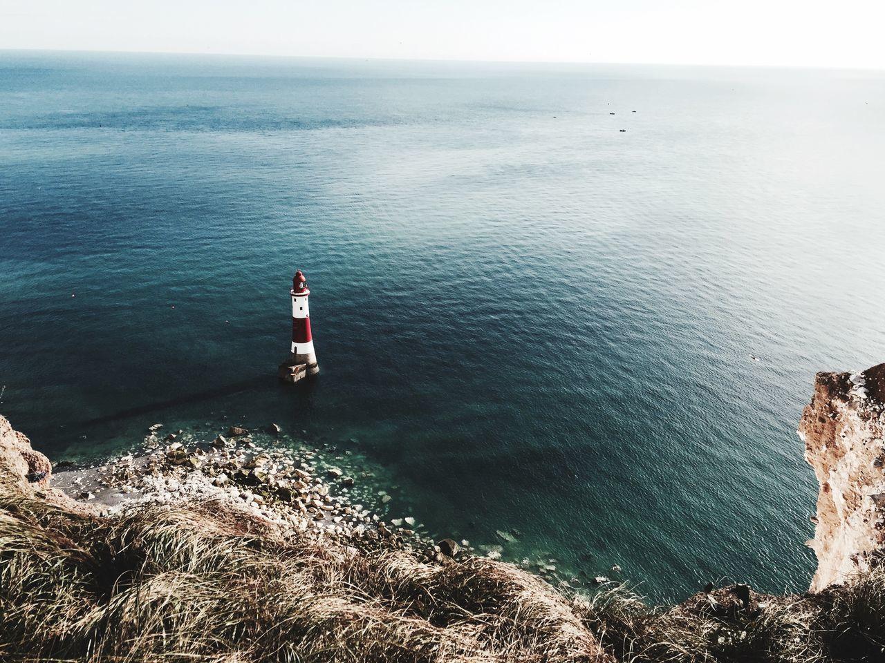 Lighthouse Beachy Head